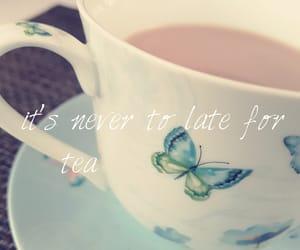 teatime, wonderland, and enjoylife image