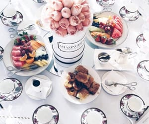 beautiful, brunch, and cakes image