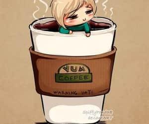 background, tea, and قهوة image