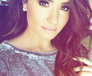 acessories, demi lovato, and hair image