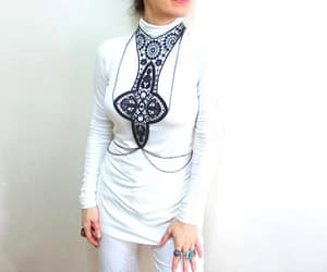chain necklace, summer trends, and gift for her image