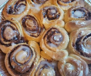 baking, Cinnamon, and food image