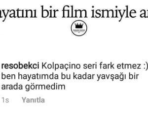 film, komik, and arkadaş image