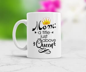 coffee mug, etsy, and mothers day image