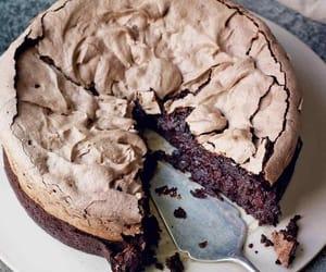 cake, muffins, and cake decoration image
