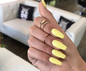 goals, nails, and yellow image