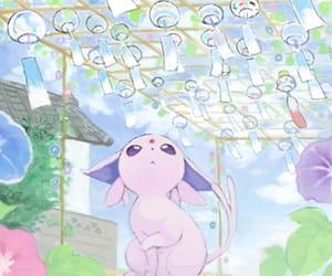 pokemon and espeon image