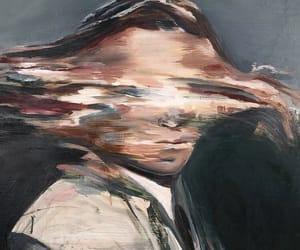 art, blur, and blurred image