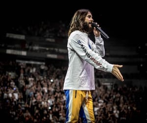 30 seconds to mars, cologne, and jared leto image