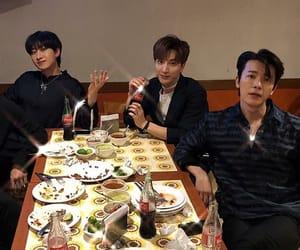 donghae, tacos, and shingdong image