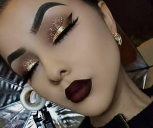 cool, face, and sparkle image