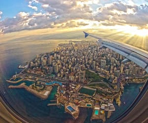 Beirut, travel, and líbano image