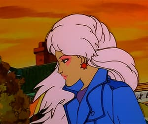 alone, jem and the holograms, and gif image