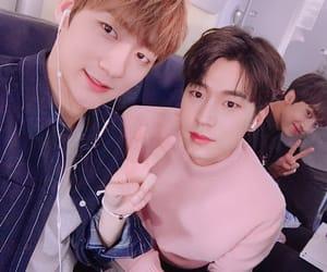 kim youjin, knk, and heejun image