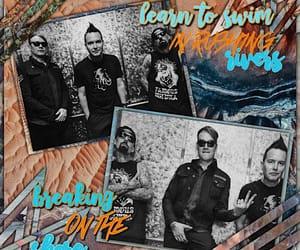 bands, blink-182, and mark hoppus image