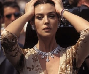 beauty, fashion, and monica bellucci image