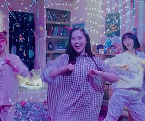 gif, oh my girl, and k-pop image