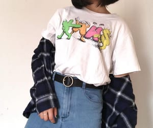 aesthetic, simple, and kfashion image