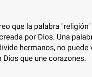 fe, frases, and dios image
