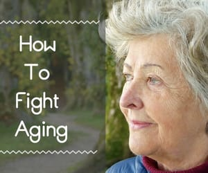 anti aging, aging care, and health offers image