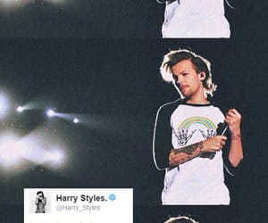 wallpaper, larry, and louis tomlinson image