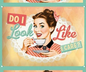 funny, Pin Up, and retro image