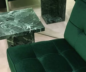 aesthetic, furniture, and green image