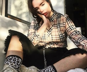 Burberry, girls, and photo ideas image
