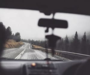 car, road, and roadtrip image