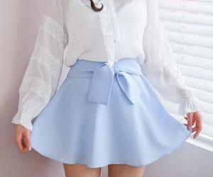 asian fashion, bottoms, and kfashion image