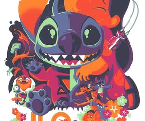 disney, wallpaper, and lilo and stitch image