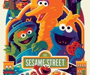 old school, sesame street, and wallpaper image