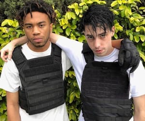 kevin abstract, brockhampton, and matt champion image