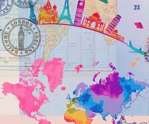 travel, world, and wallpaper image
