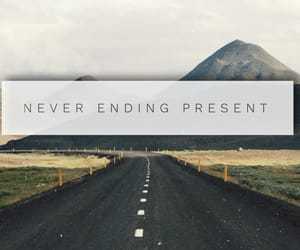 article, never ending, and poem image