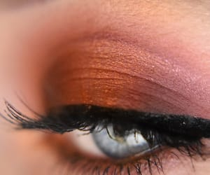 eyeshadow, makeup art, and makeup artist image