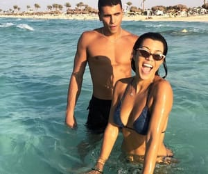 kourtney kardashian and couple image