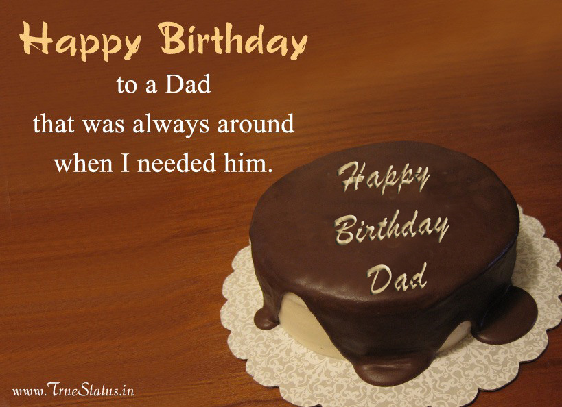best happy birthday quotes for daddy from kids images