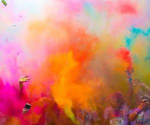 colour run image