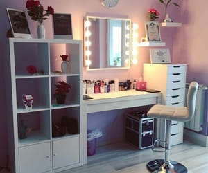 girly, miscellaneous, and room image