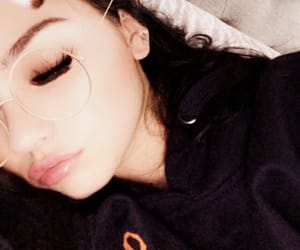 Maggie, lindemann, and snapchat image