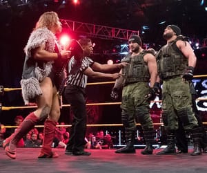 wwe, authors of pain, and rezar image