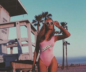 aesthetic, california, and girl image