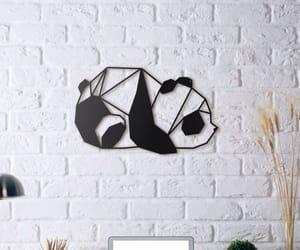 follow, panda, and love image