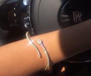 luxury, car, and diamond image