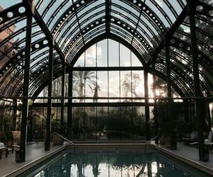 luxury and pool image