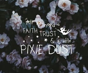 dust, pixie dust, and pixie image