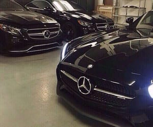 mercedes and car image