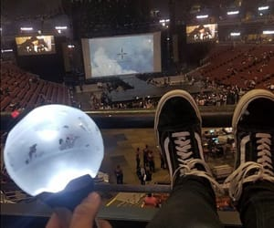 army, bts, and concert image