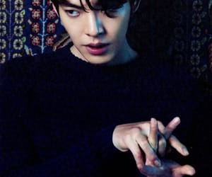 kim woo bin, model, and kim woobin image